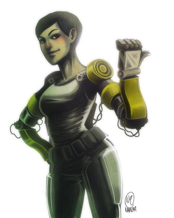 cyborgs are cool