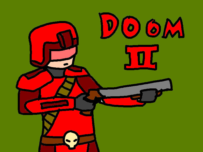 Doom trooper