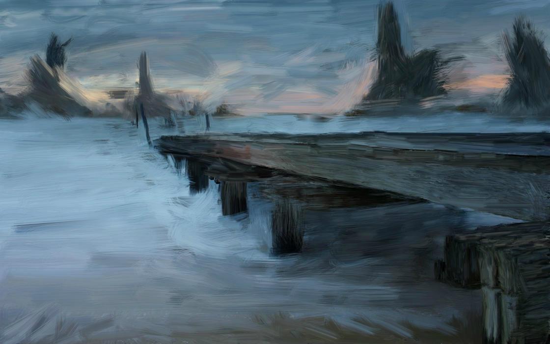 The Bridge to The Endless Sea