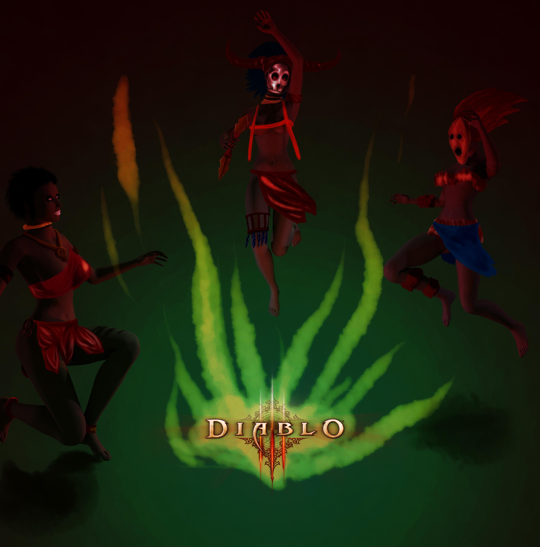 Contest Diablo 3