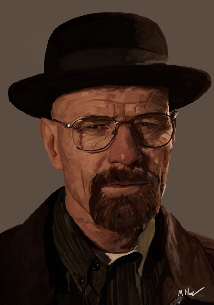 Is 747 A Good Credit Score >> Walter White by MaxRH on Newgrounds
