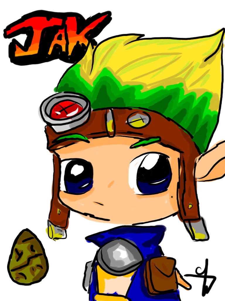 Jak (Jak and Daxter)