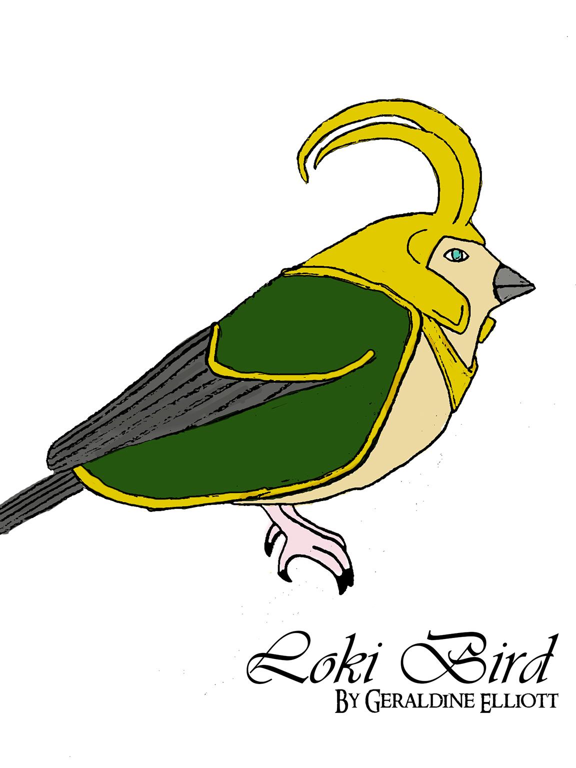 Loki Bird (digital)