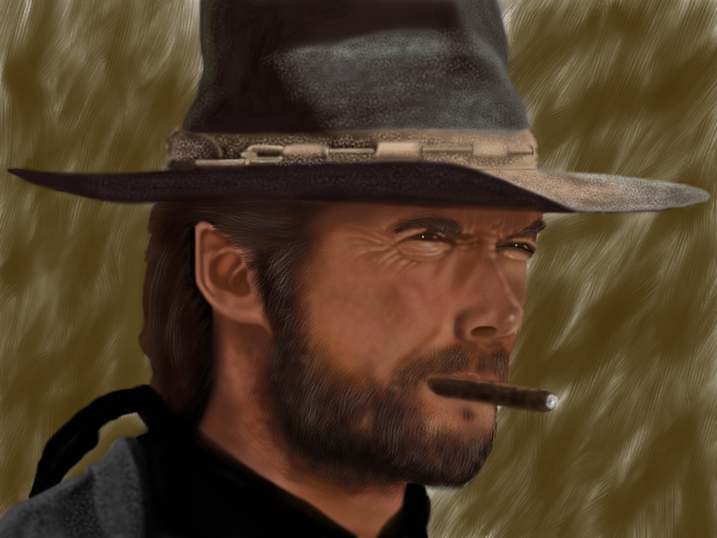 Clint Eastwood as Outlaw Josey