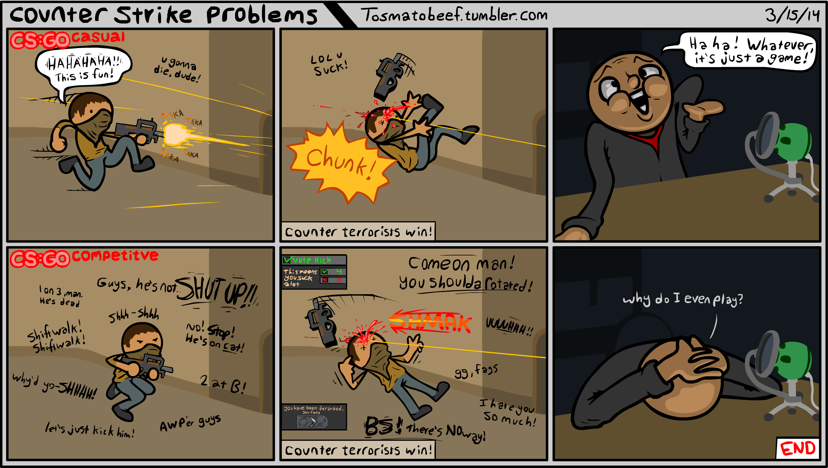 Counter Strike Problems