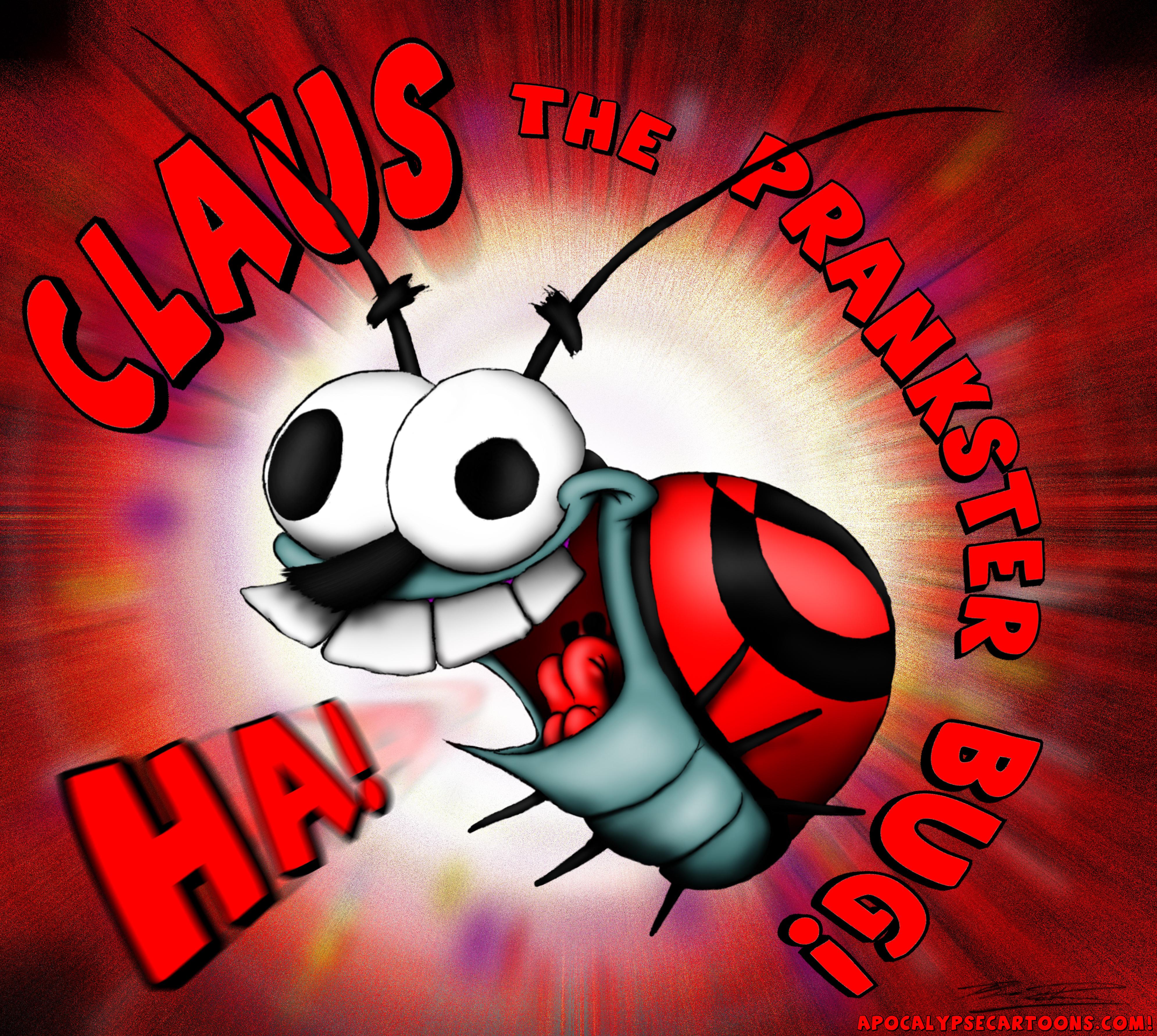 Claus the Prankster Bug!