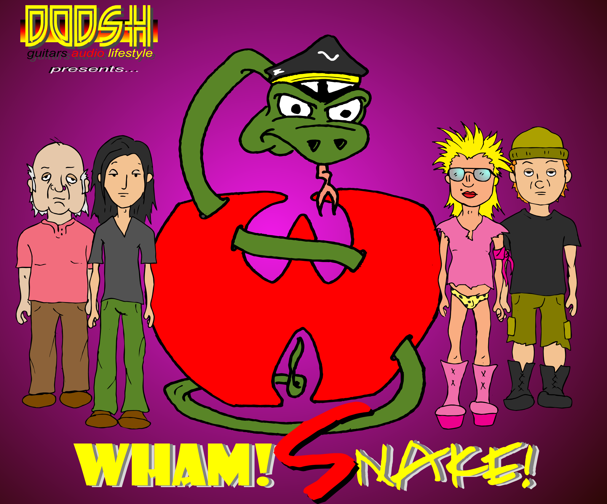 Wham!Snake