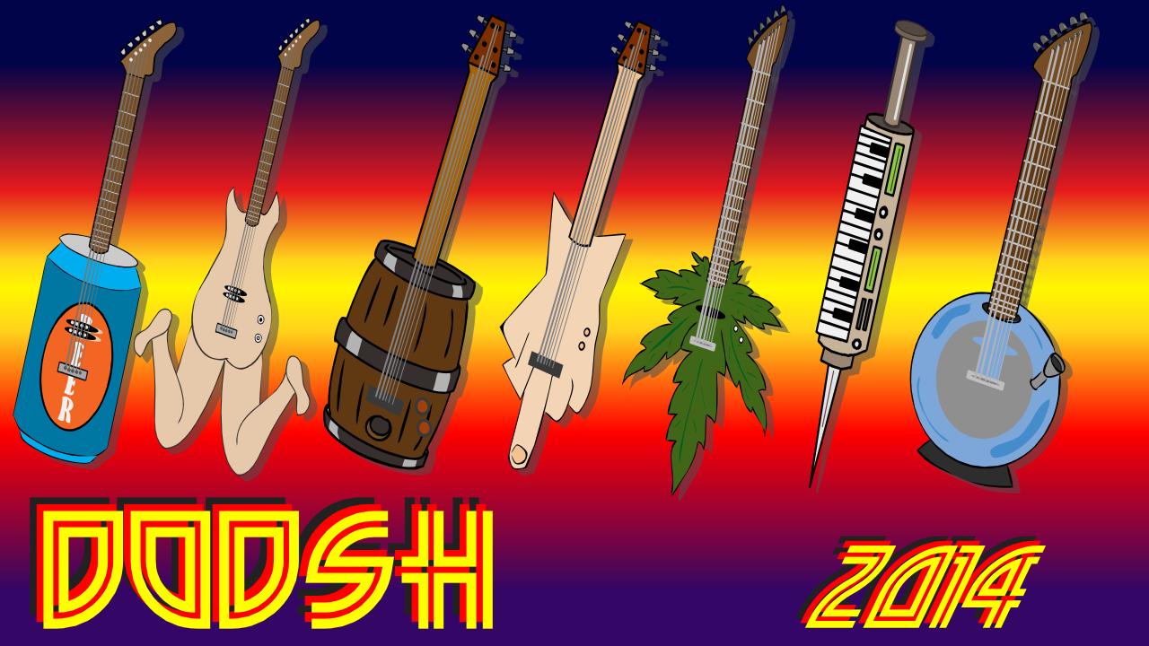doOsh 2014 models
