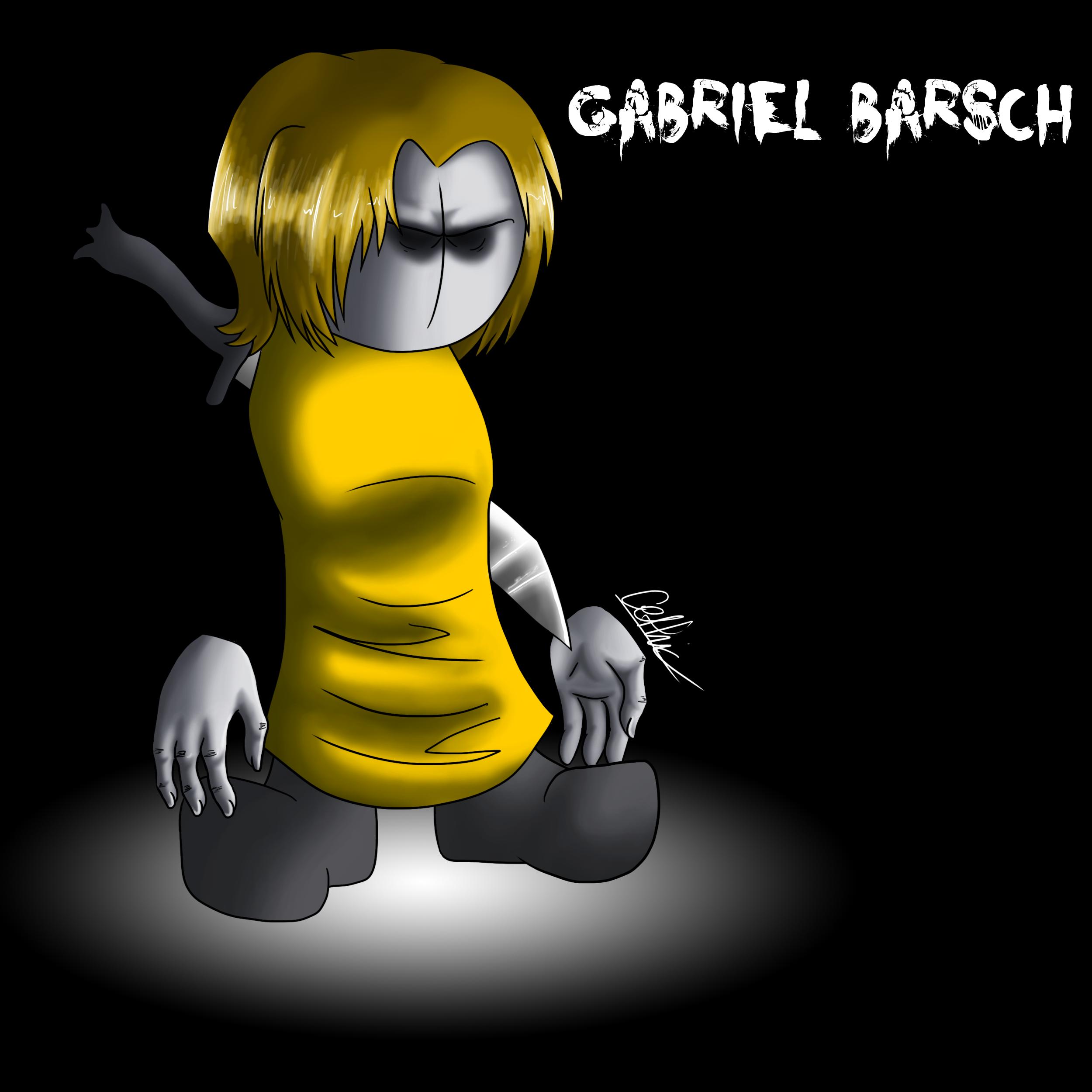 Gabreil Barsch.