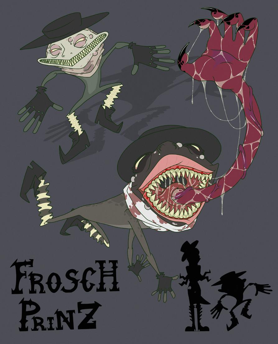 Frosch Prinz