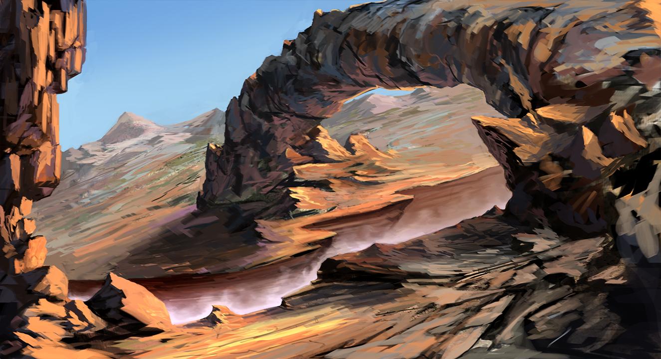 Barron Canyon Enviro
