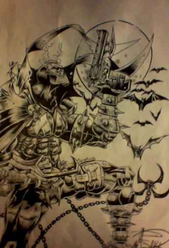spawn ink