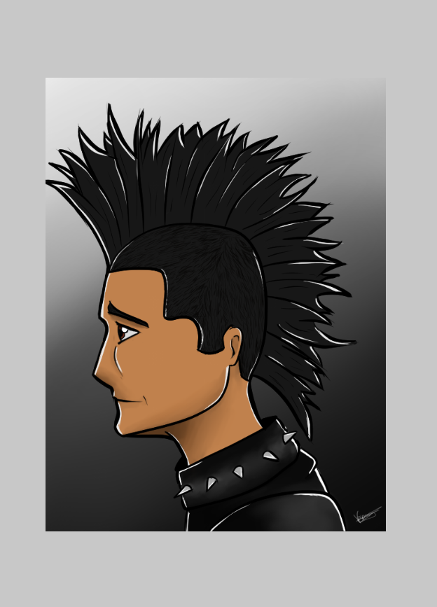 Elvin The Mohawk