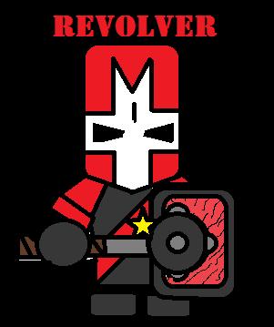 Revolver Crasher