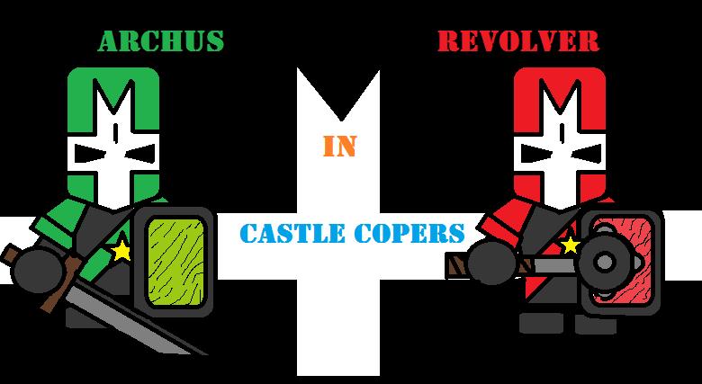 Castle Crasher Cops