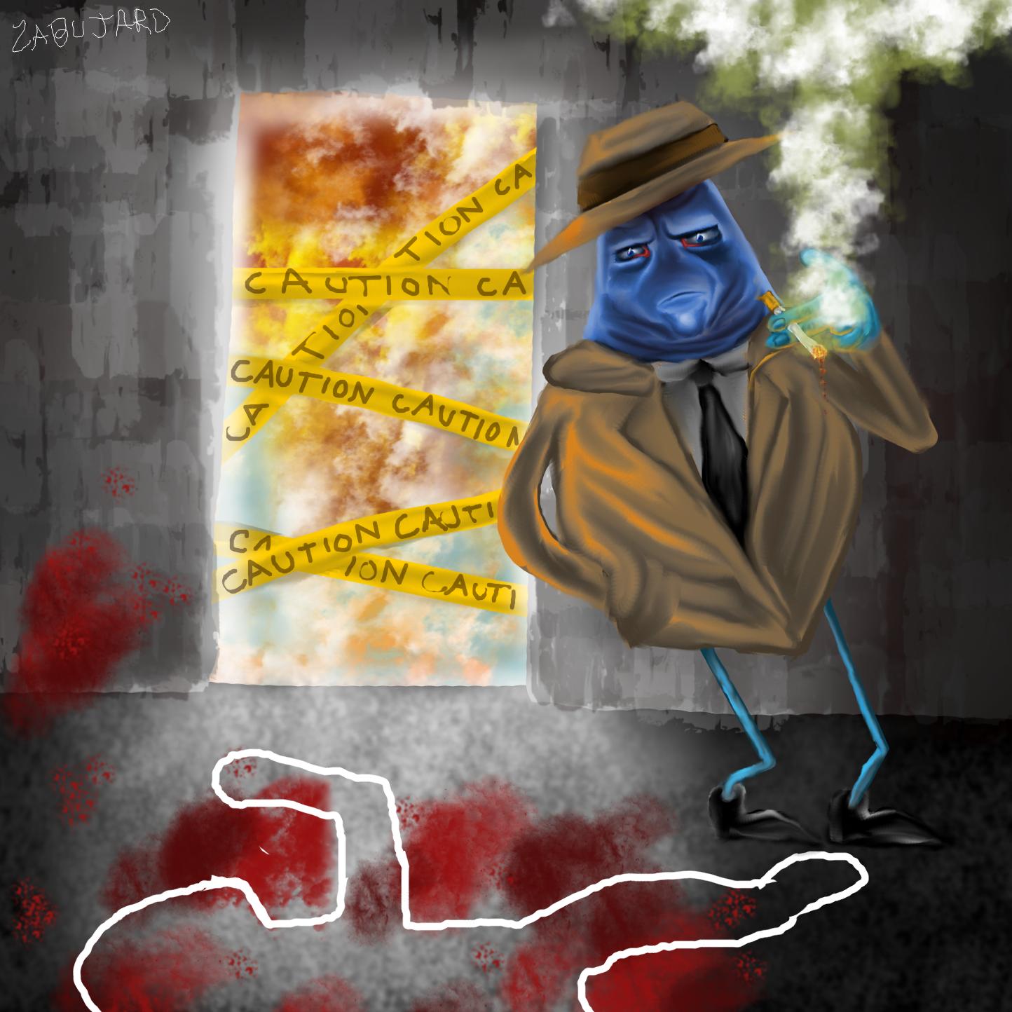 detective drop