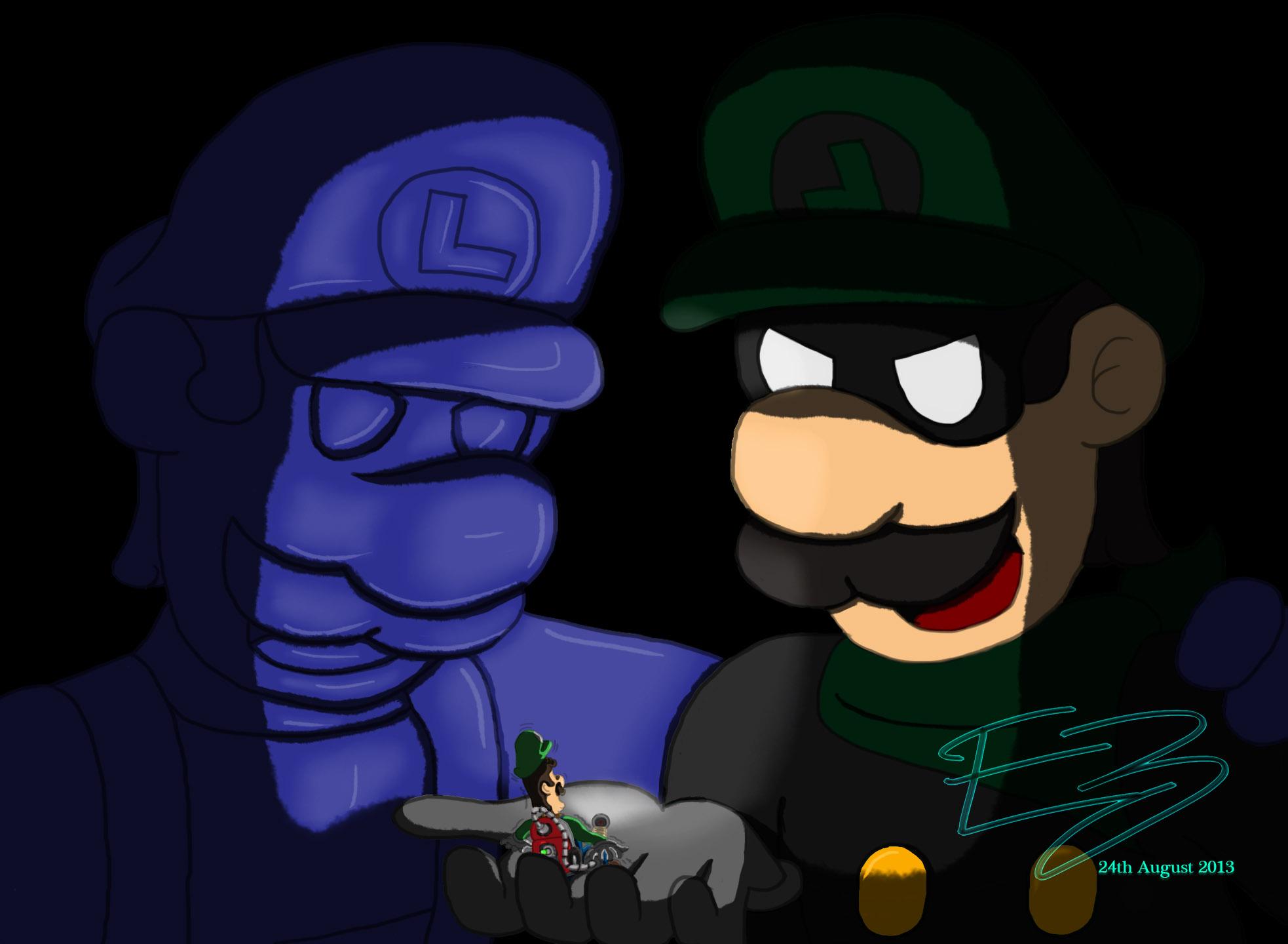 Luigi S Nightmare Kitchen