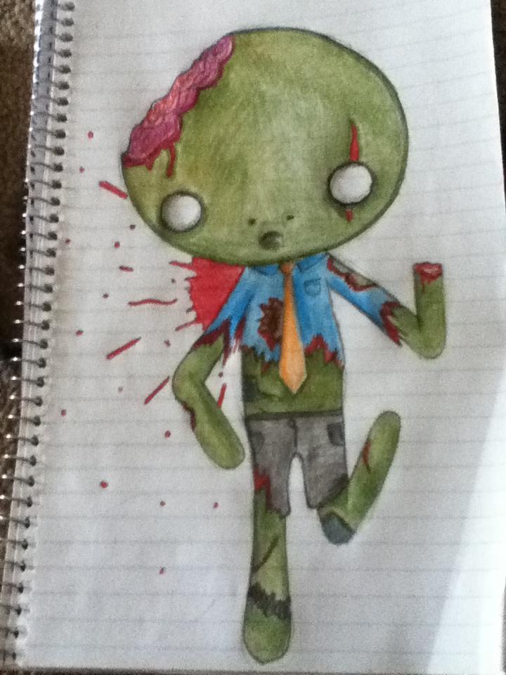 my little zombie