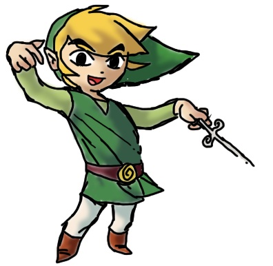 Link: Wind Waker