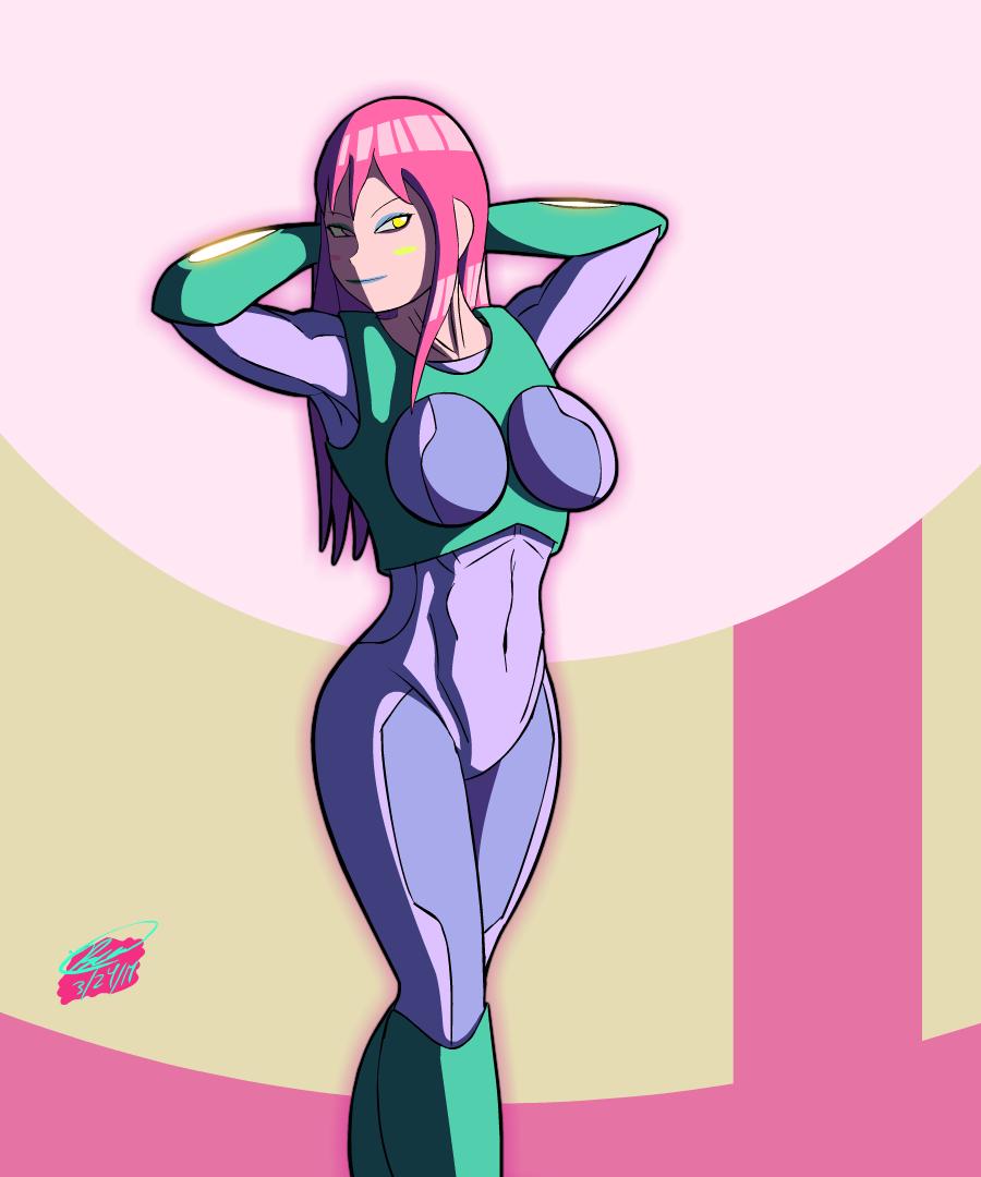 Girly in Armor