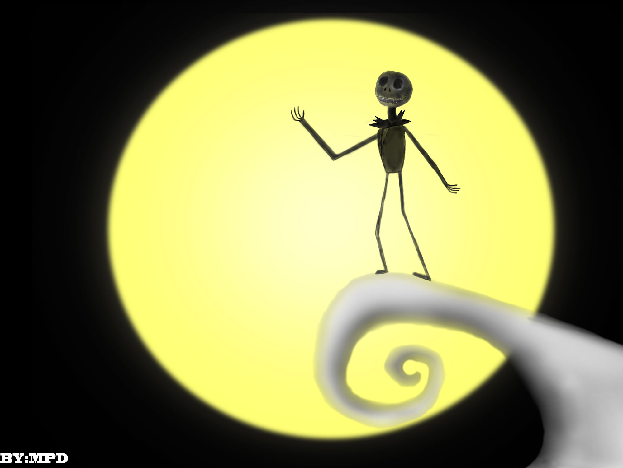 Special Night Jack Skellington