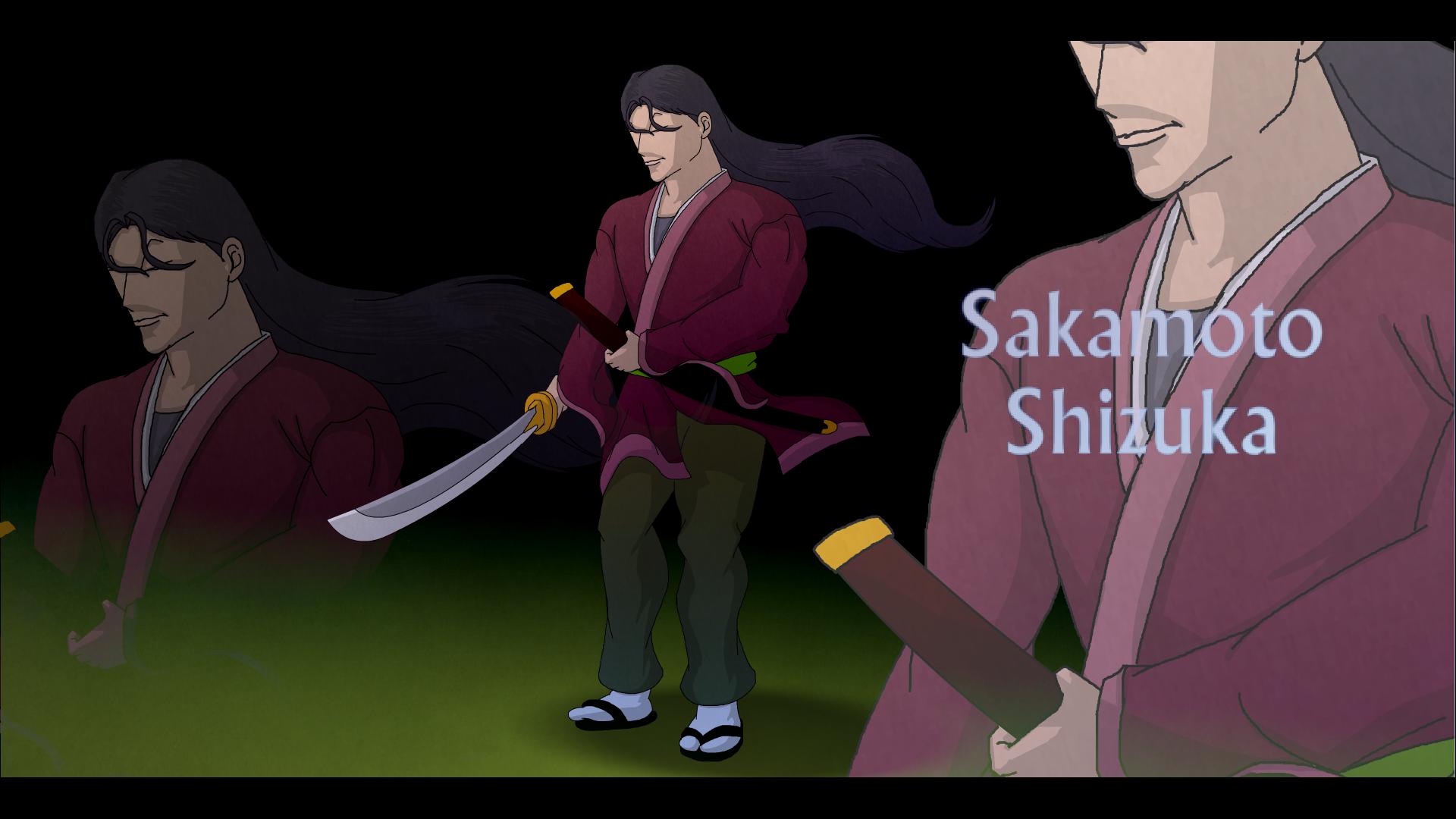 Sakamoto Shizuka