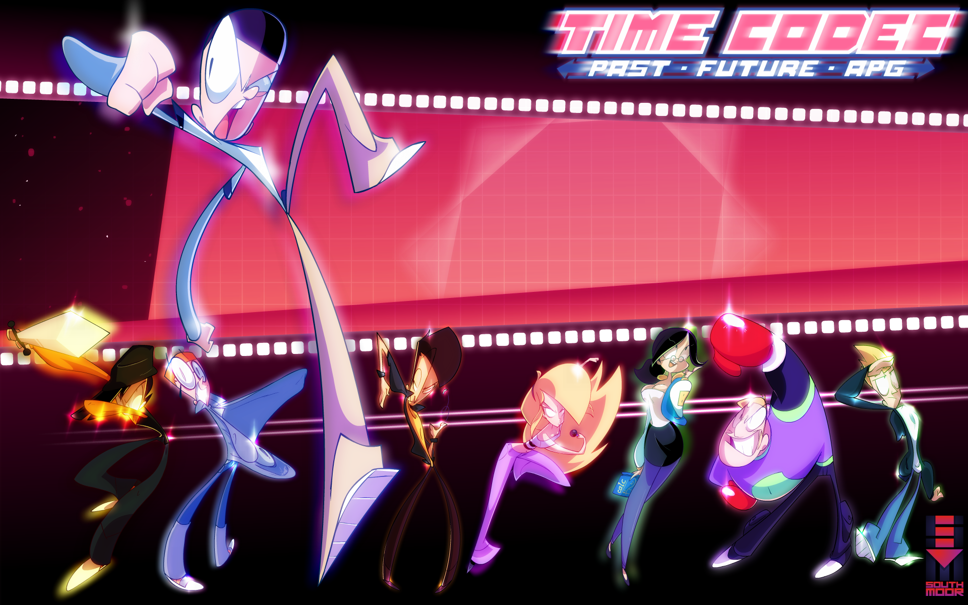 [ILLUSTRATION] TIME CODEC CAST