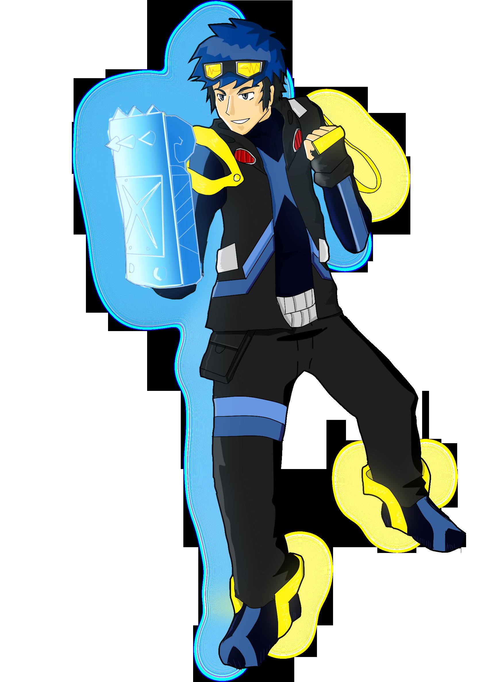 Last Version of Main Character