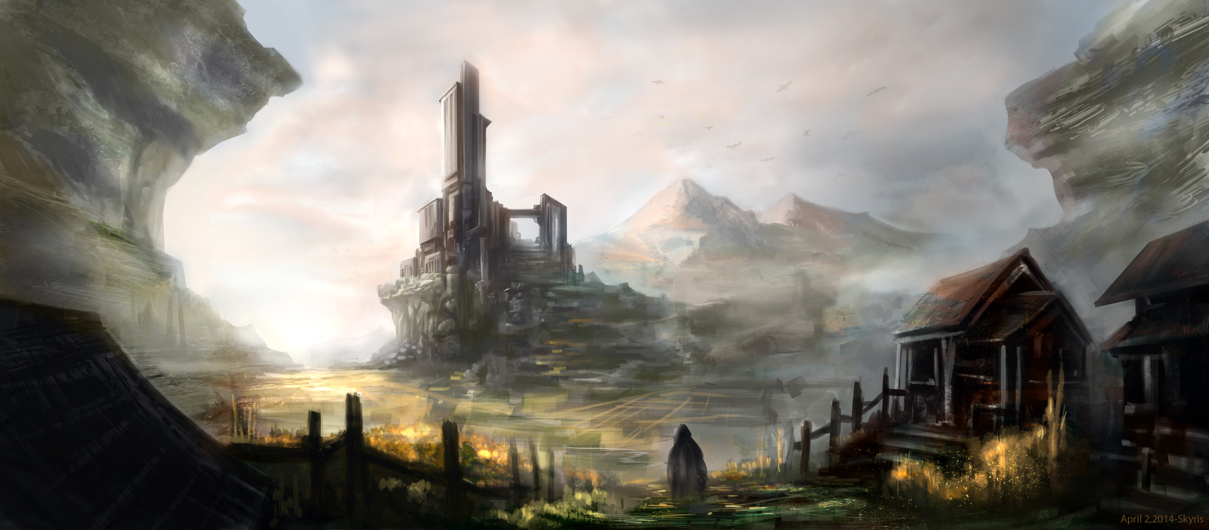 Chapter 1: Tower of Ambagis