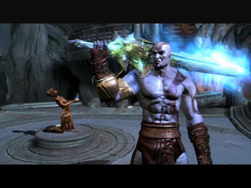 kratos(god of war)