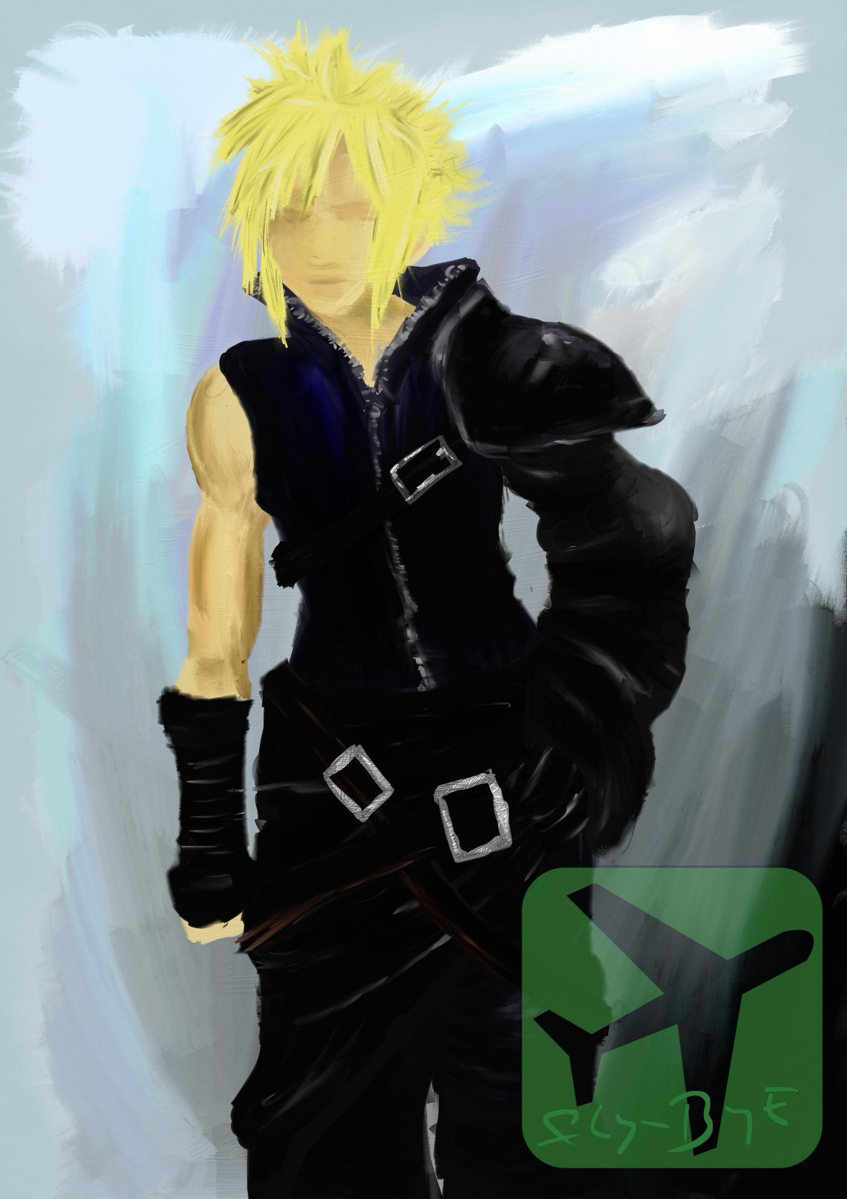 Cloud Strife Final Fantasy