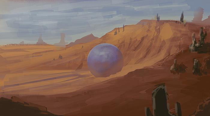 Desert Pearl
