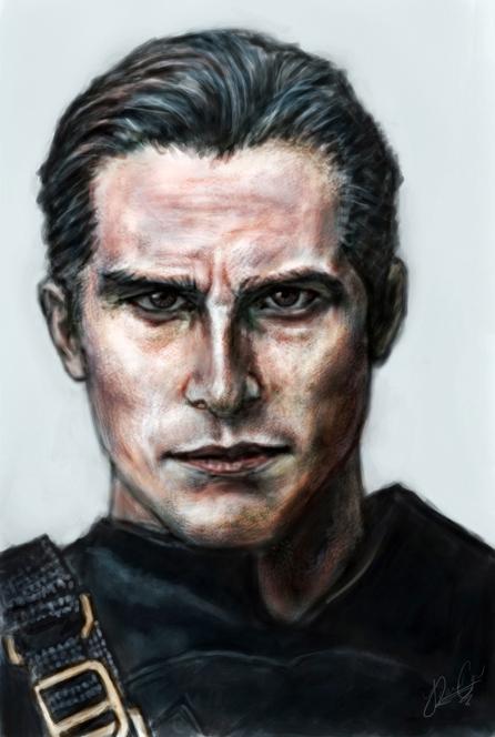 Bruce Wayne - The Dark knight