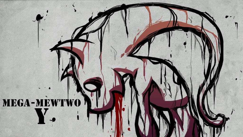 Nightmare Mega-Mewtwo Y