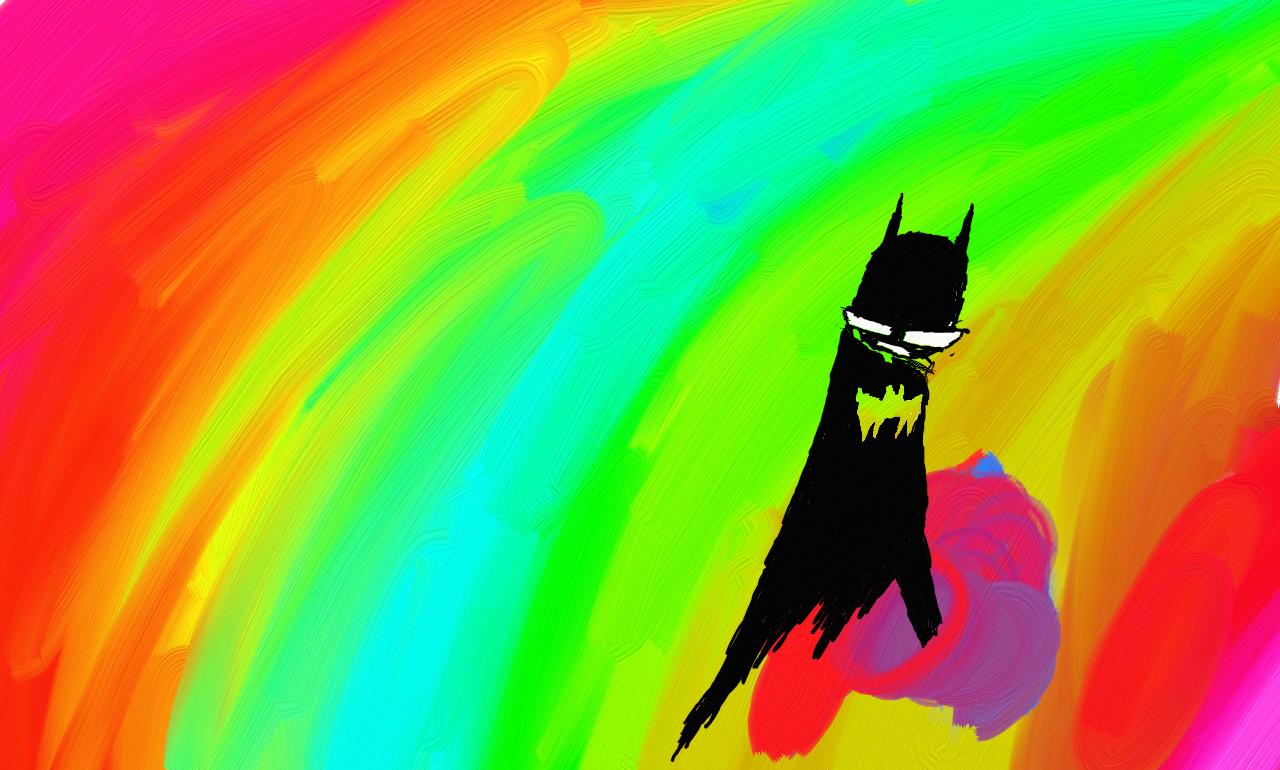 Taste the Rainbow, Alfred