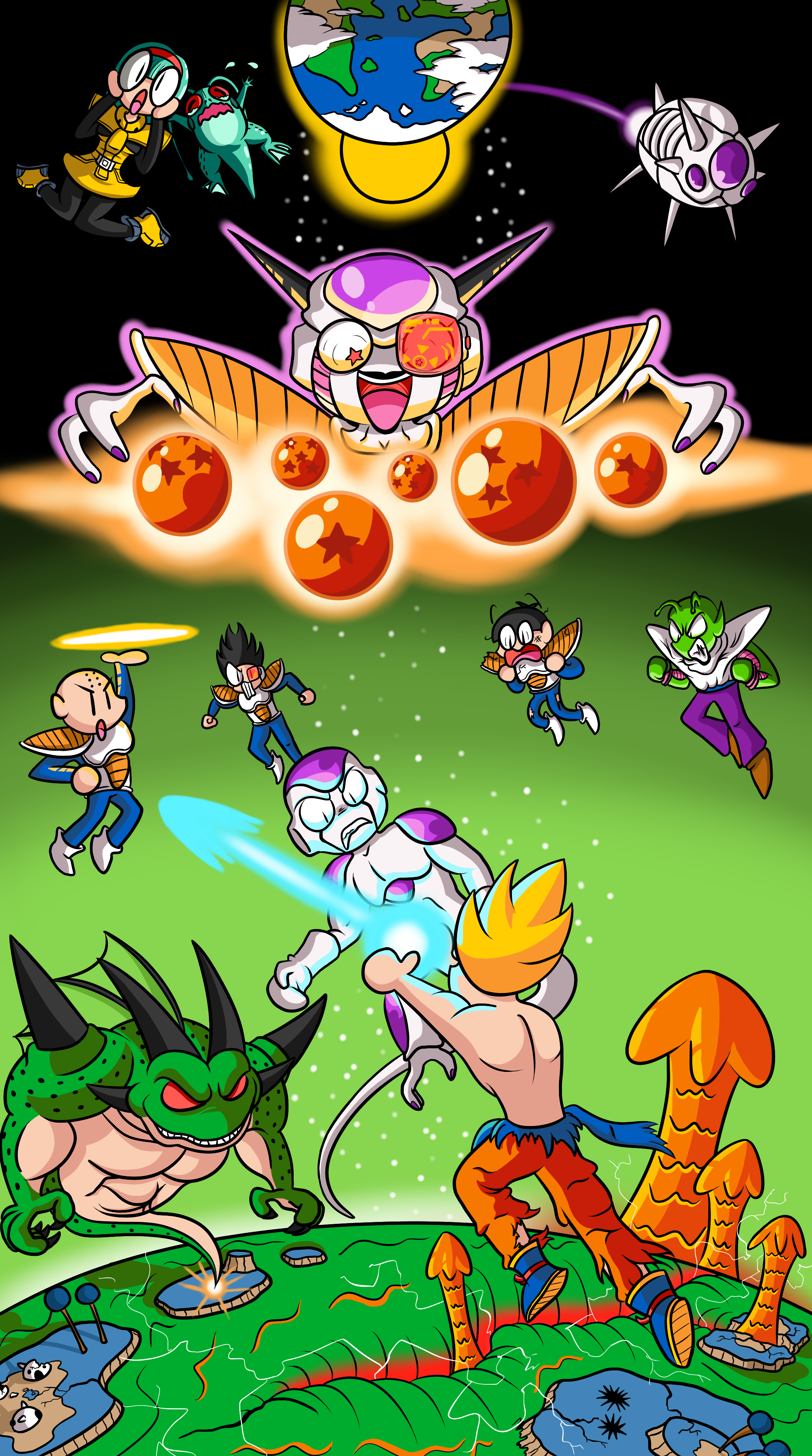 The Frieza Saga