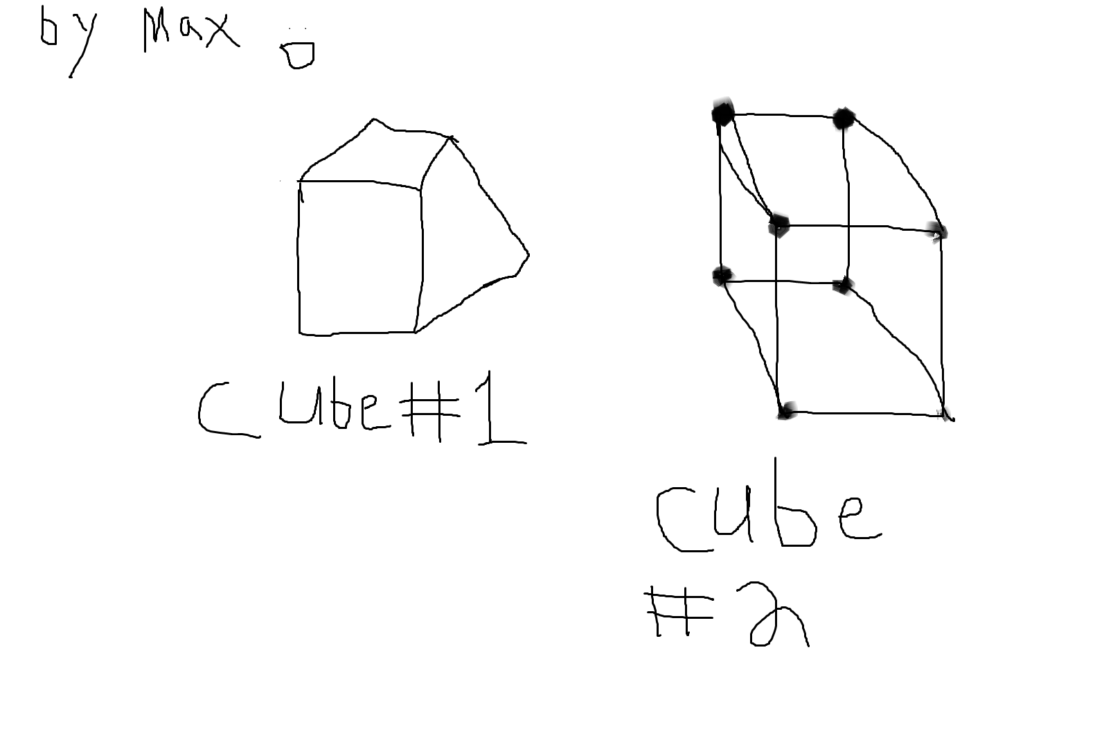 My 2 Cubes
