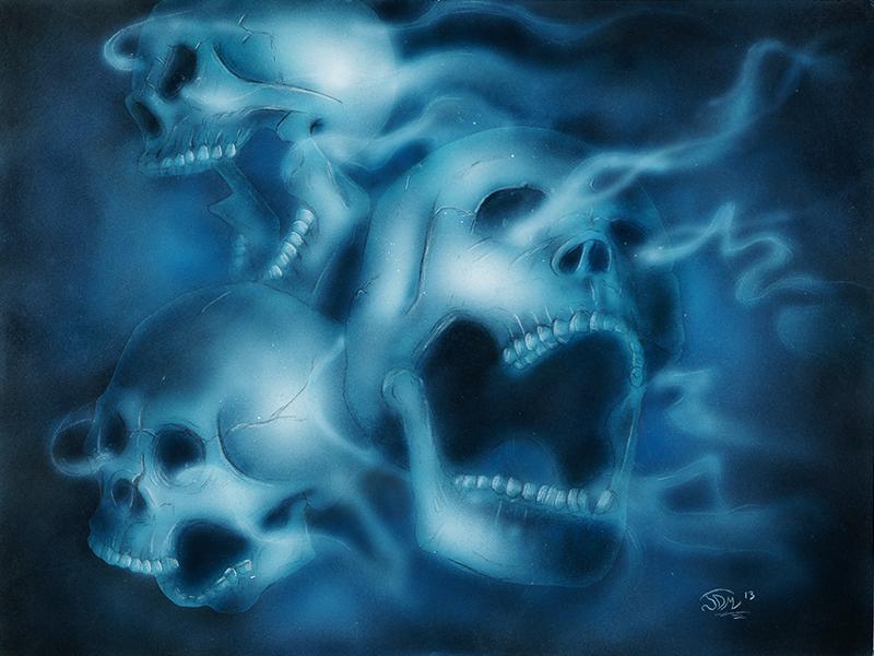 Screaming Souls