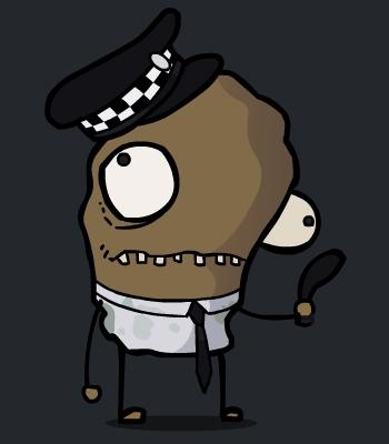 Constable McNugget