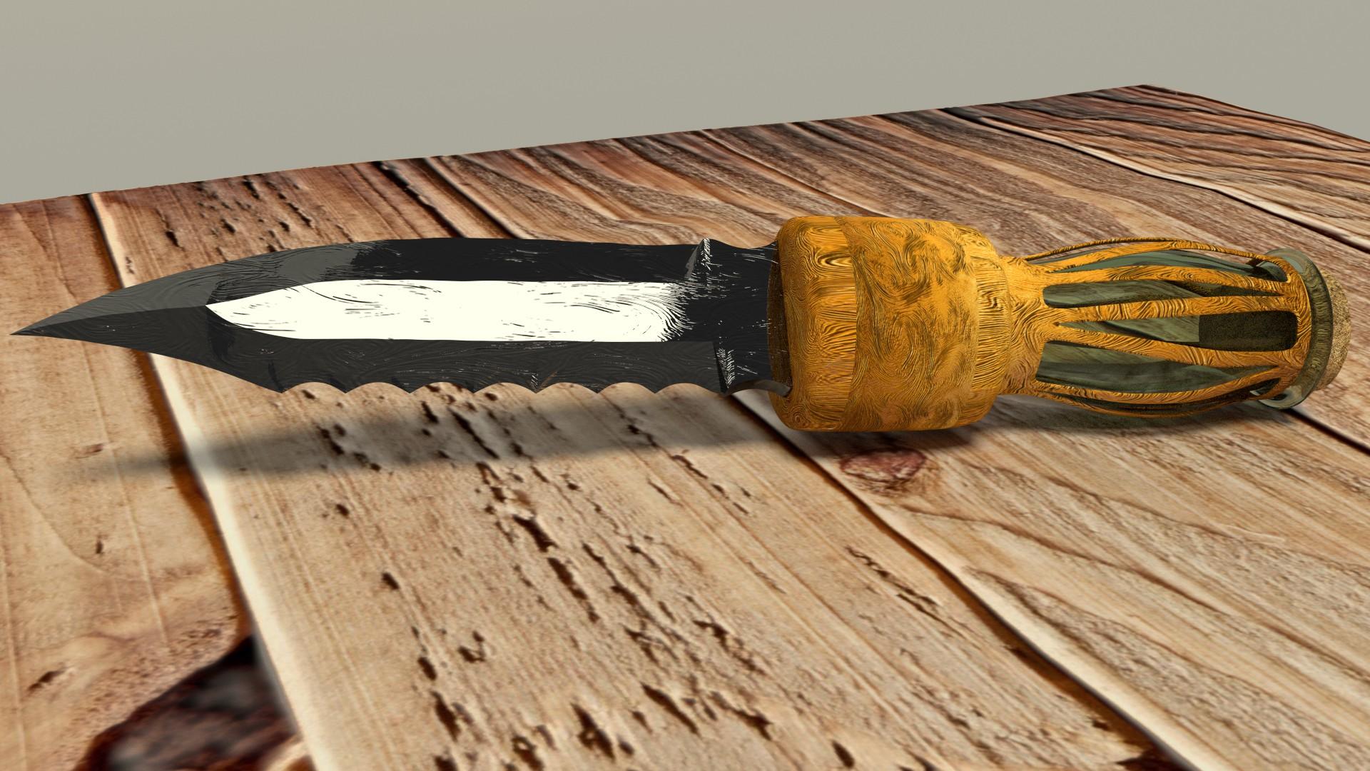 Potion Dagger