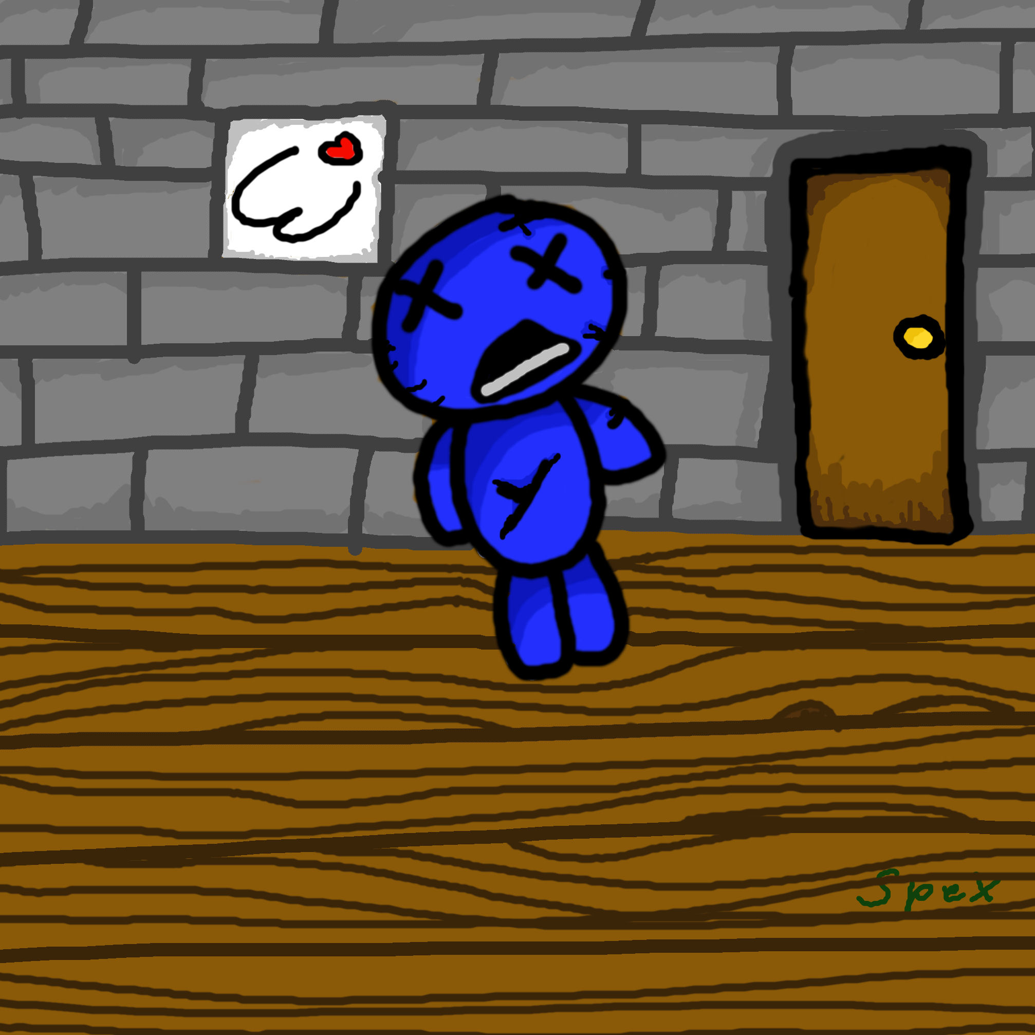 Binding Of Isaac ??? Blue Baby By Spexguy On Newgrounds