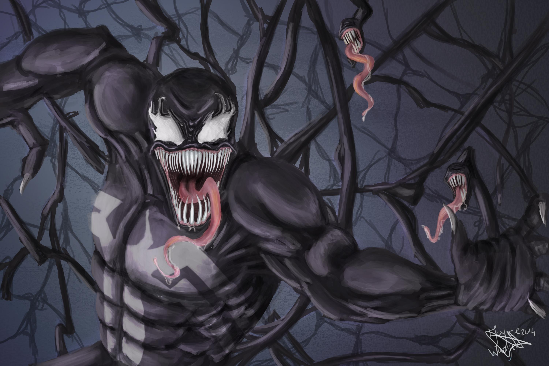 Furious Symbiote