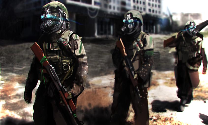 Self Defense Units