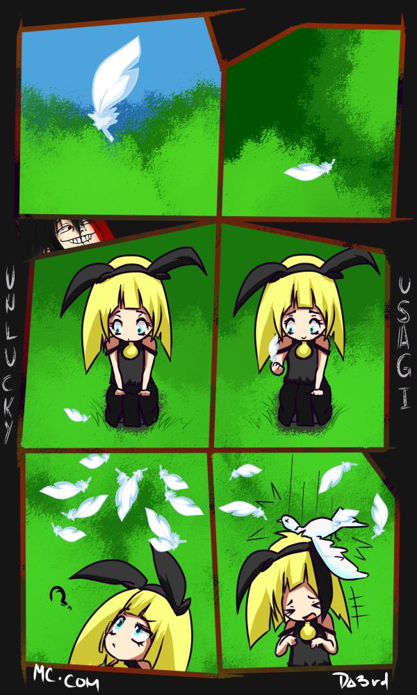 Unlucky usagi #6