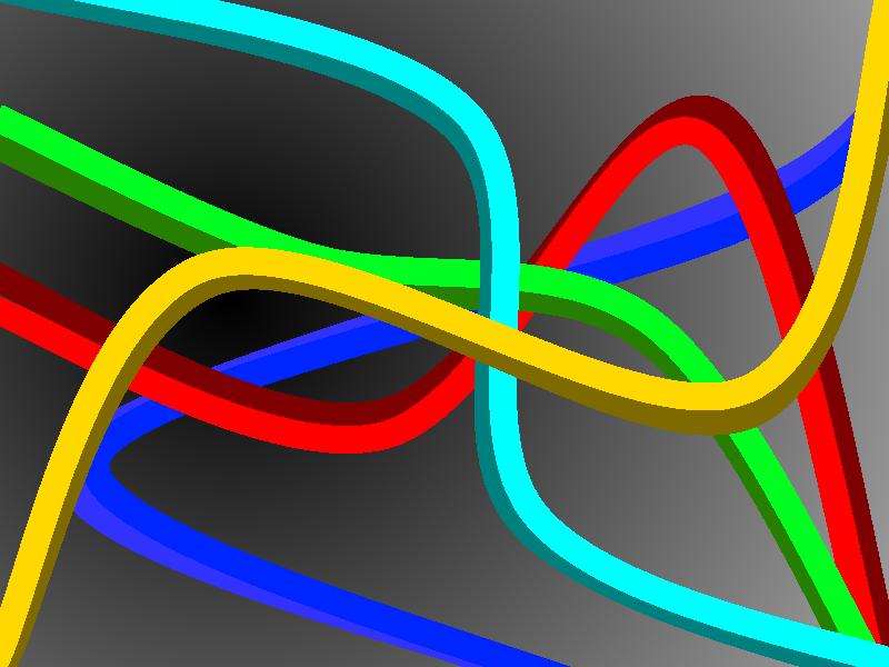 Color paths