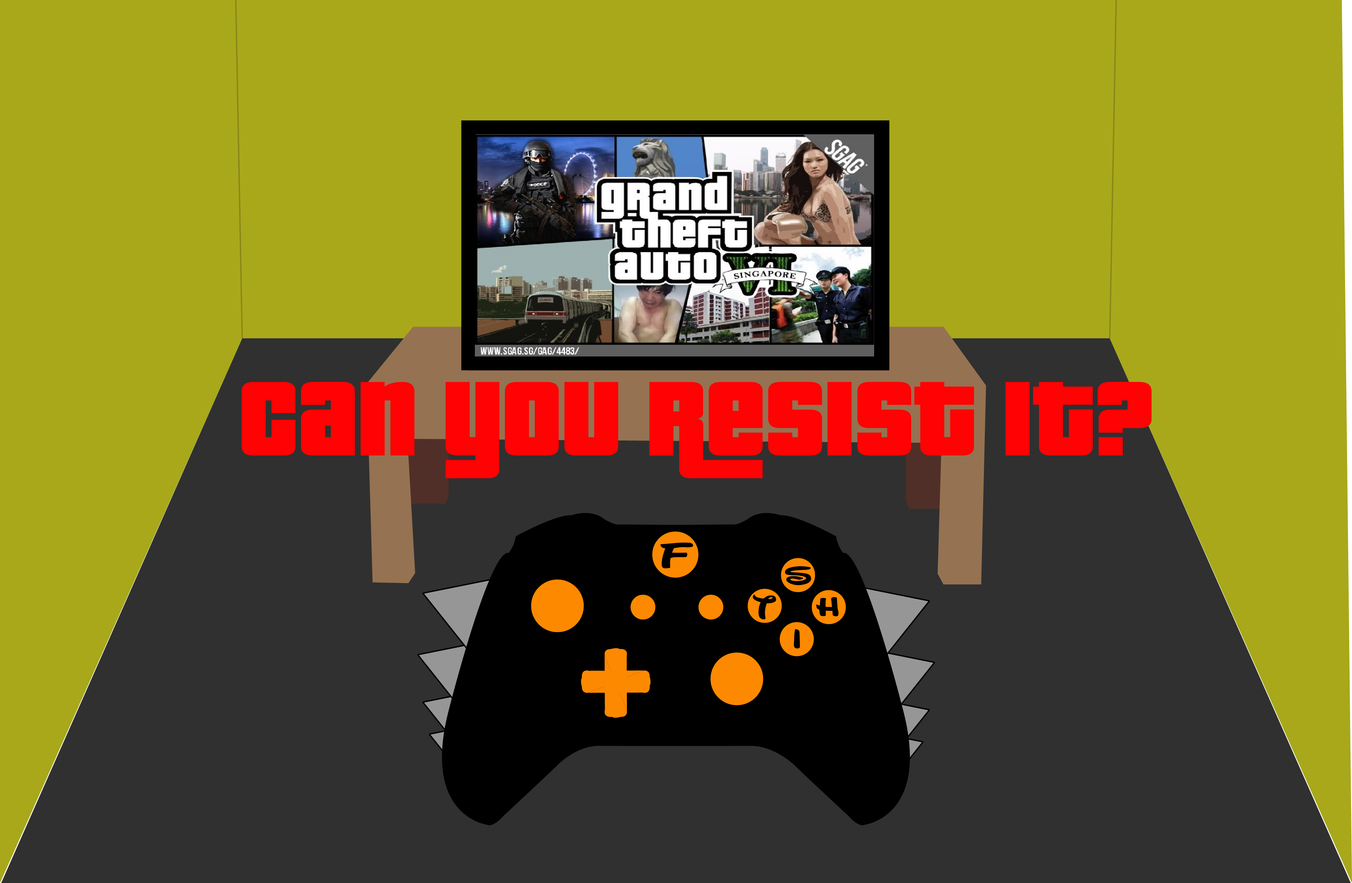 Can you resist it?