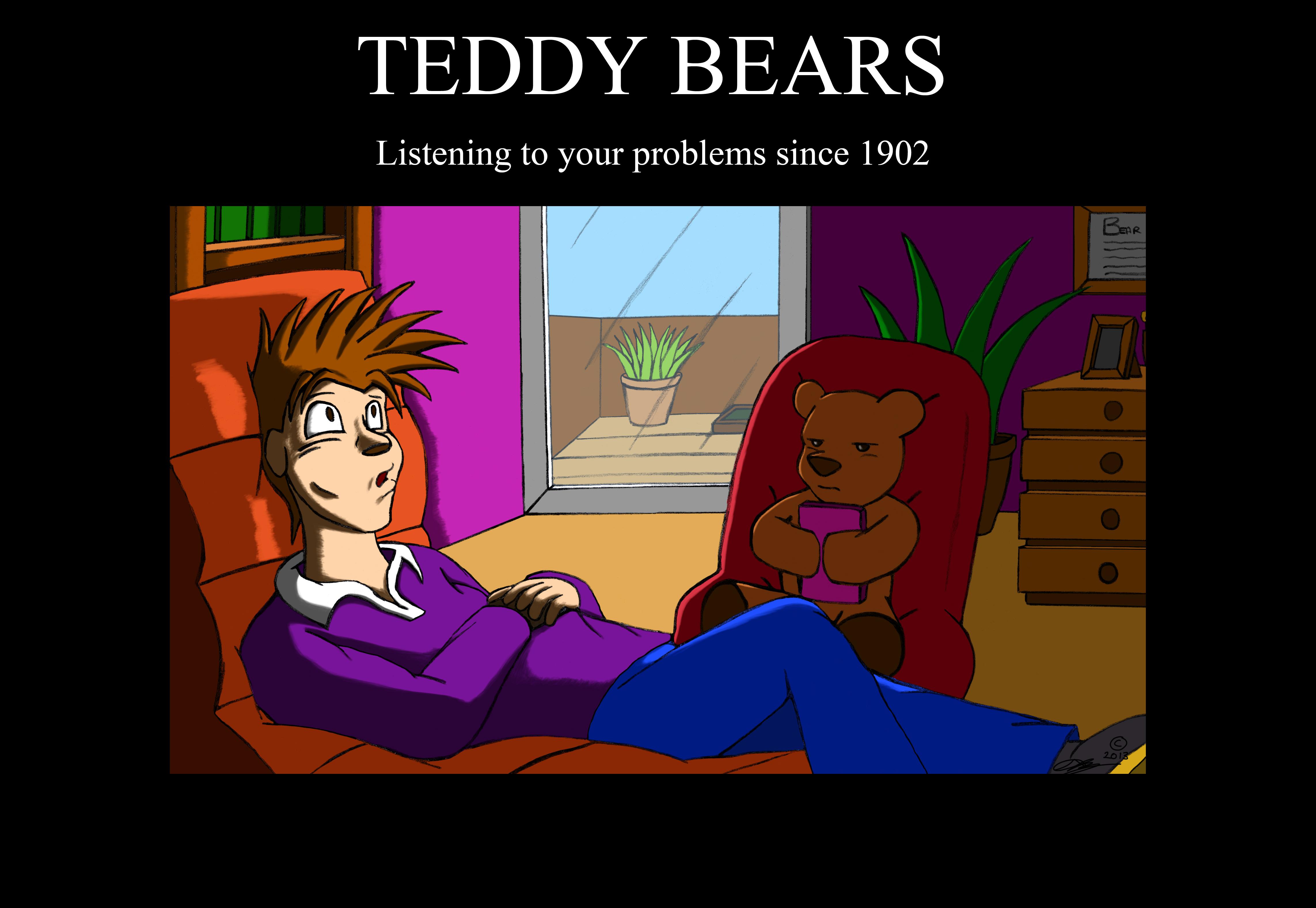 Teddy Bears...