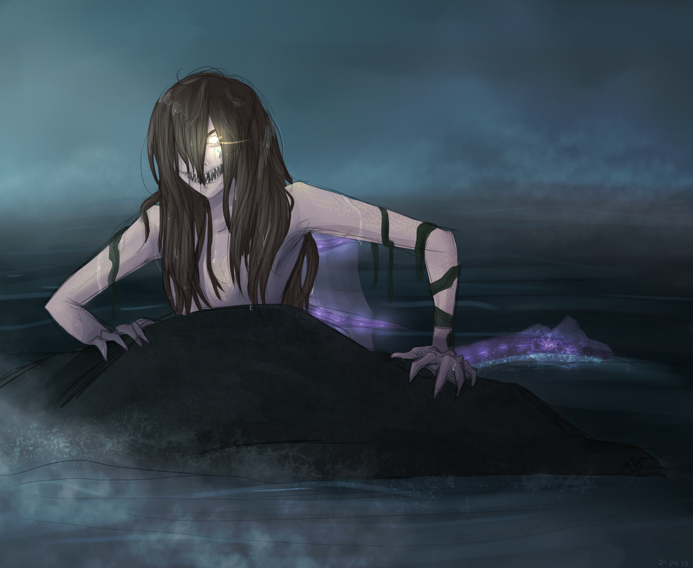 """""""Maiden of the Deep"""""""