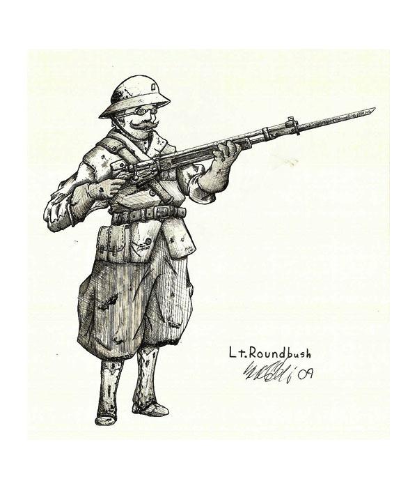 Lt. Roundbush