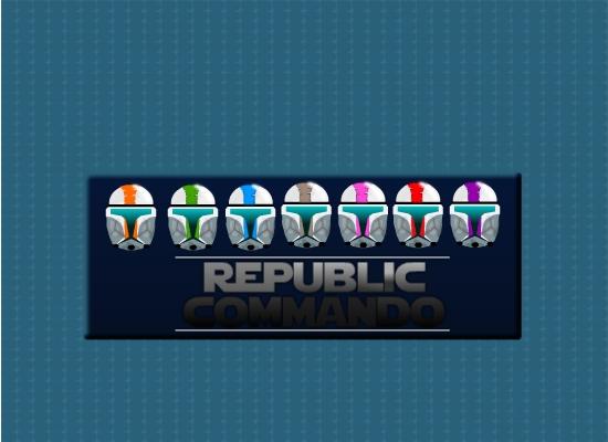 Republic Commando Poster